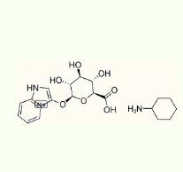 3-吲哚基-beta-D-葡糖苷酸环已胺盐  Indoxyl-Glucuronide  35804-66-1