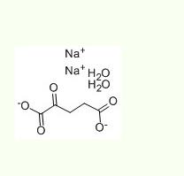 α-酮戊二酸钠  α-Ketoglutaric acid, disodium salt, dihydrate  305-72-6