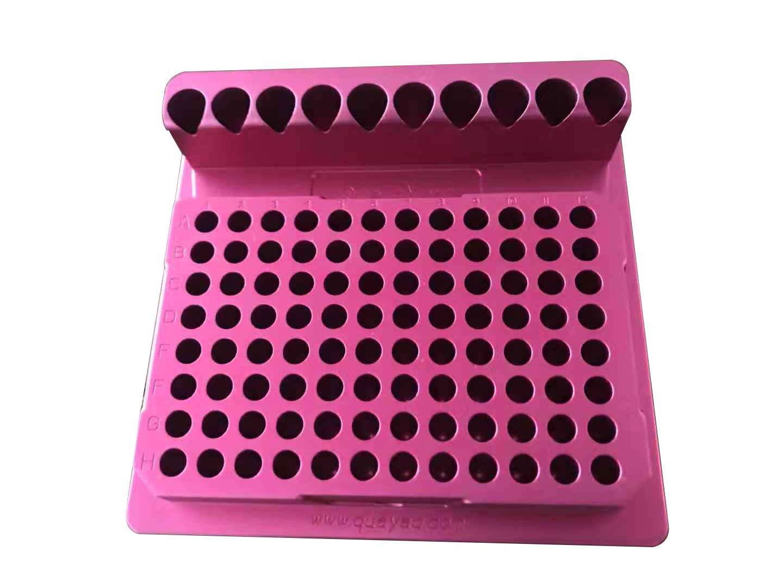 铝合金PCR实验冰浴操作台